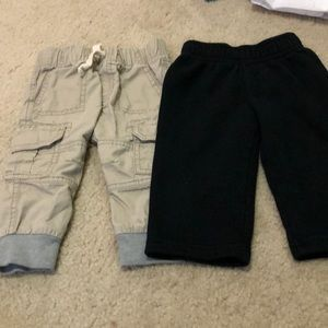 Two for the price of one toddler pants 12 months